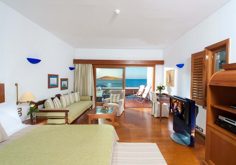 Deluxe Rooms SPA Sea View
