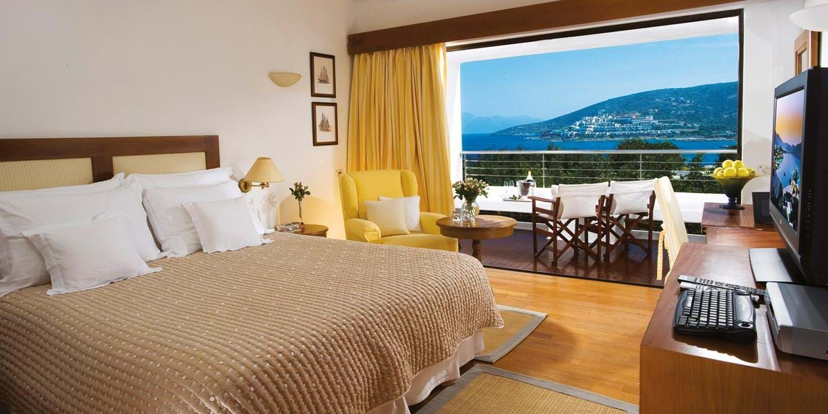 Classic Rooms Sea View
