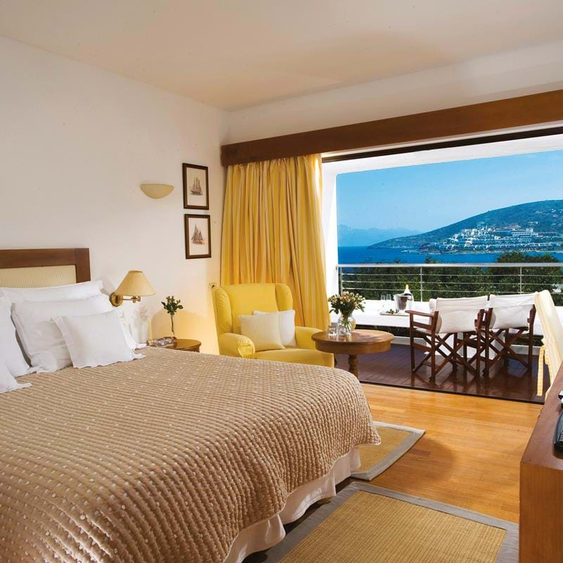Elounda & Imperial Spa Buildings
