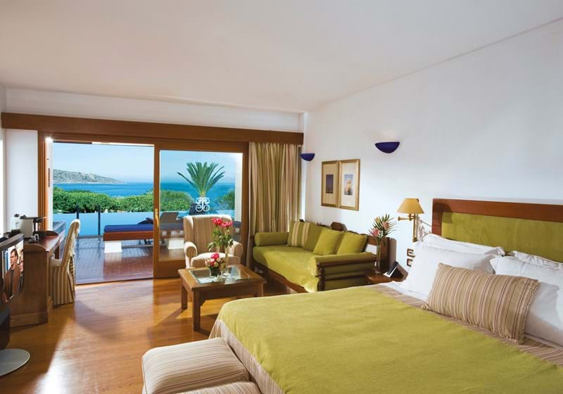 Deluxe Rooms Spa Sea View Sharing Pool
