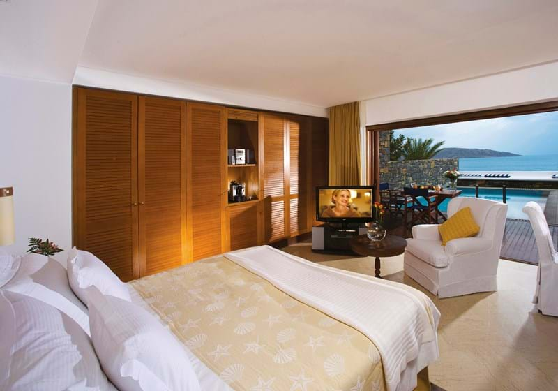 Luxury Bungalows Sea View with Private Heated Pool