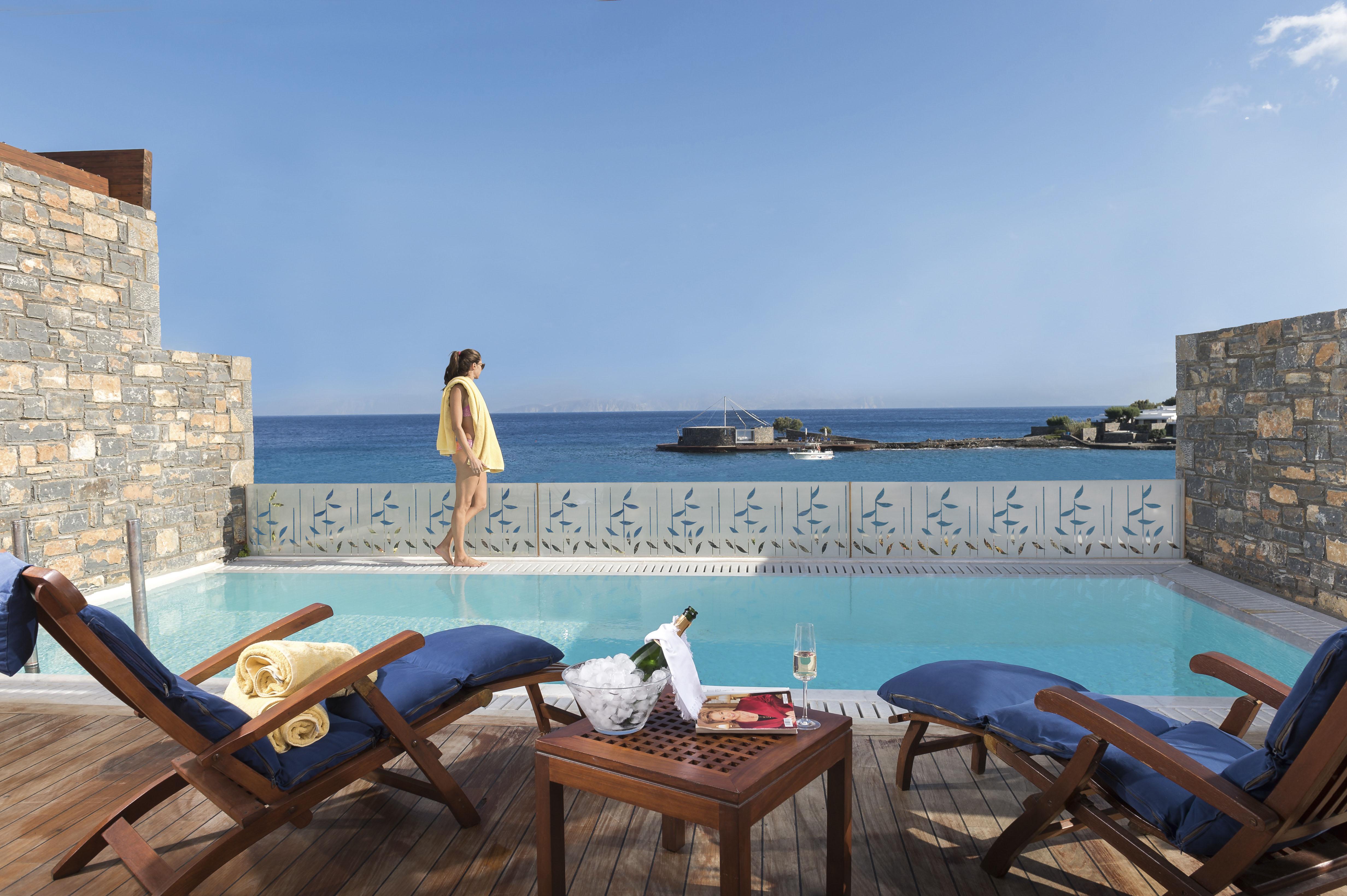 Крит отели 5 звезд