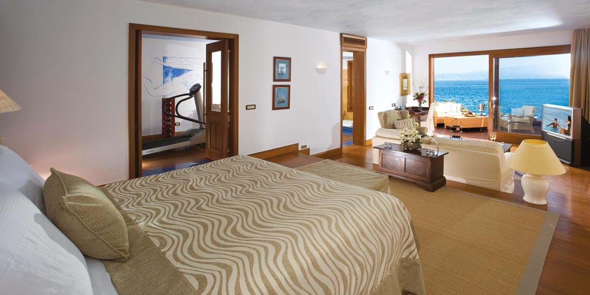 Wellness Waterfront Junior Suite