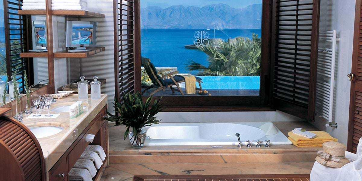 Island Villas Sea View & Private Heated Pool
