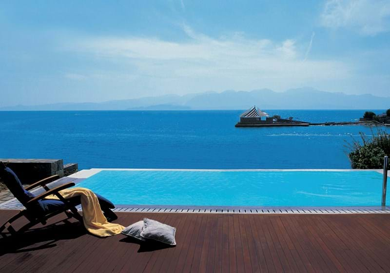 Island Villas Sea View with Private Heated Pool