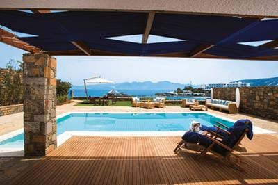 Hideaway Villas Sea View with Private Heated Pool - Exterior