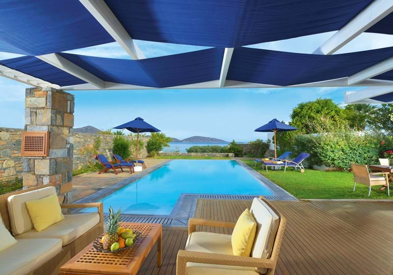 Hideaway Villas Sea View with Private Heated Pool