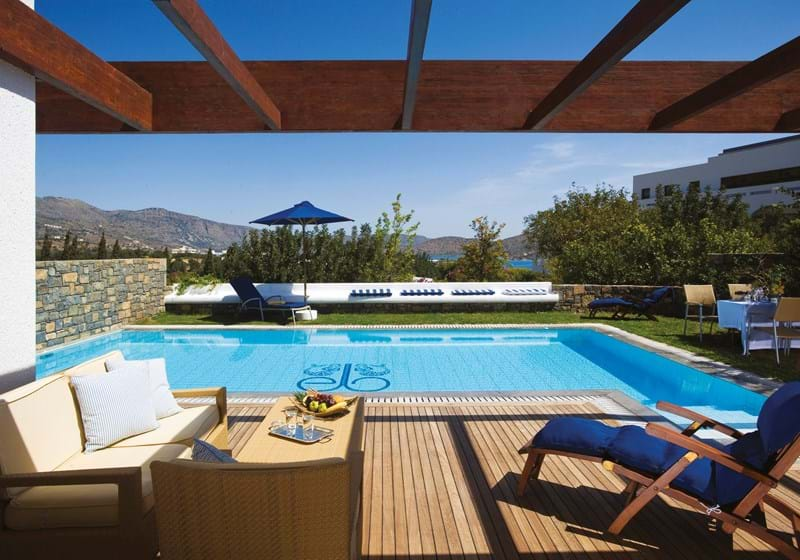 Family Villas with Private Heated Pool