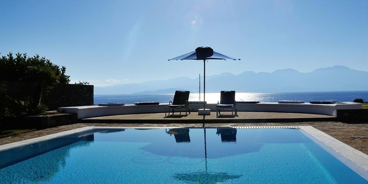 Grand Villas Sea View with Private Heated Pool