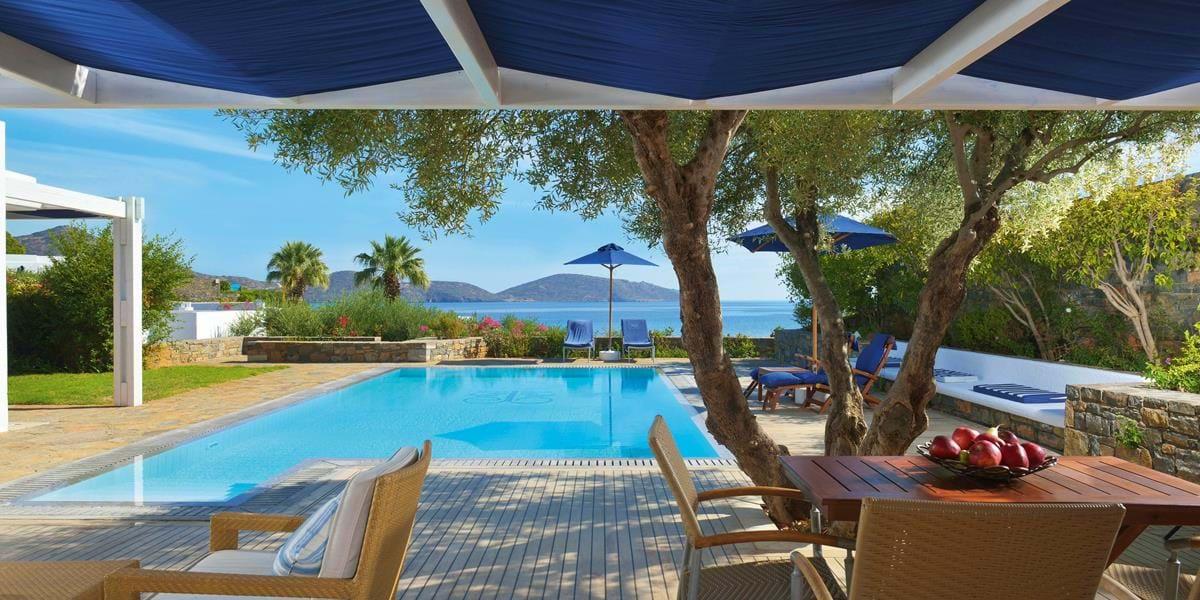 Luxury Accommodation Elounda Greece Luxury Hotels Crete Resorts