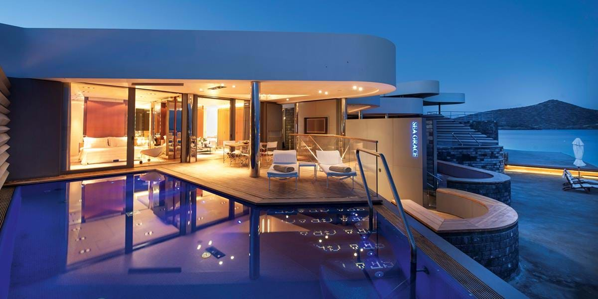 Yachting Villa Waterfront with Private Heated Pool