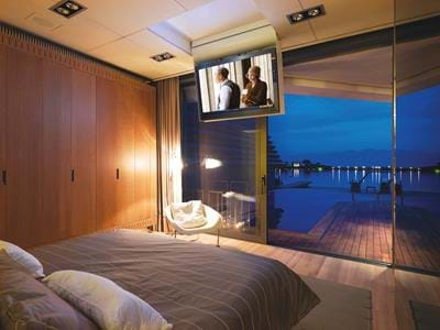 Yachting Villa Waterfront - Bedroom