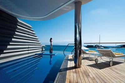 Wellness Yachting Villa Waterfront - Exterior