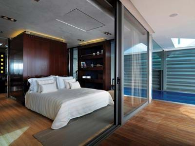 Wellness Yachting Villa Waterfront - Bedroom