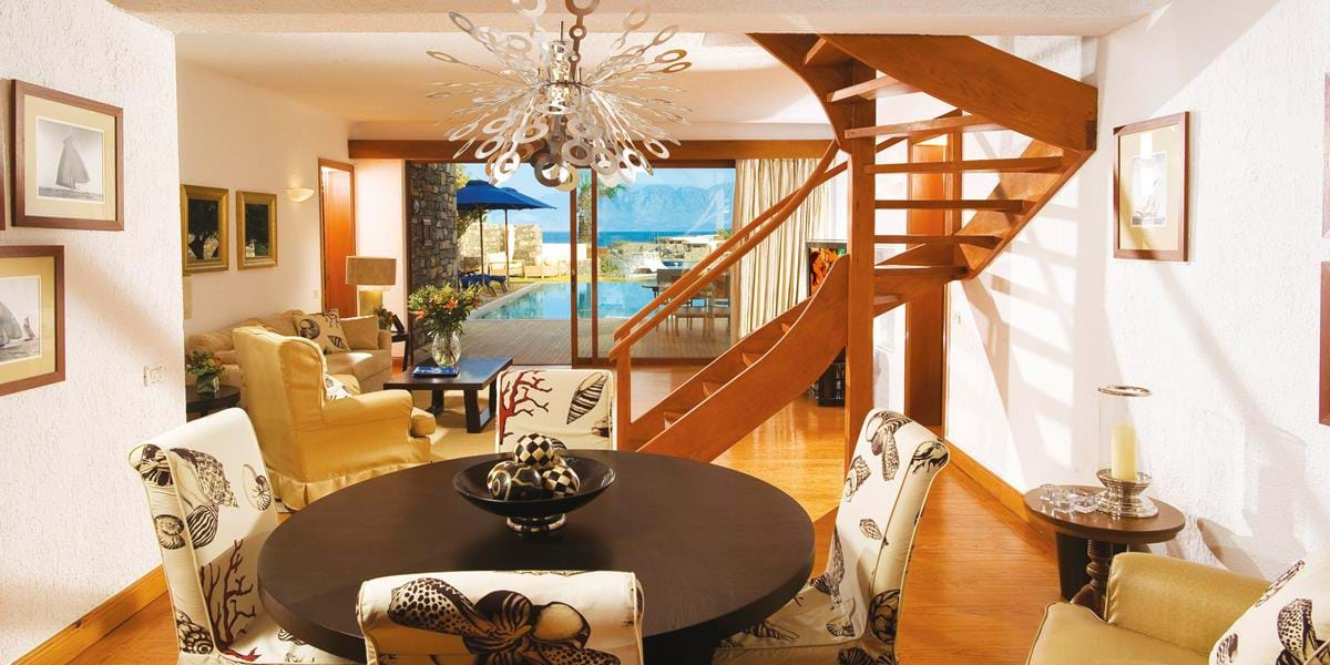 The Family Presidential Villa Sea View with Private Heated Pool