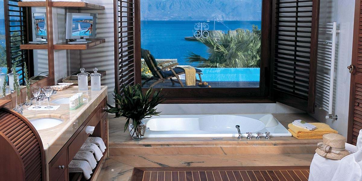 Wellness Island Villa Sea View with Private Heated Pool
