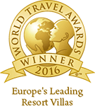 Europe's Leading Resort Villa 2016