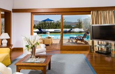 Family Villas with Private Heated Pool - Interior