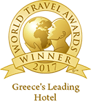Greece's Leading Hotel 2017