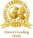 Greece's Leading Hotel 2018